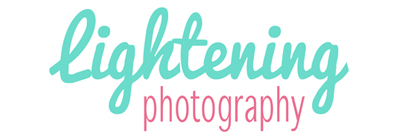 Lightening Photography logo